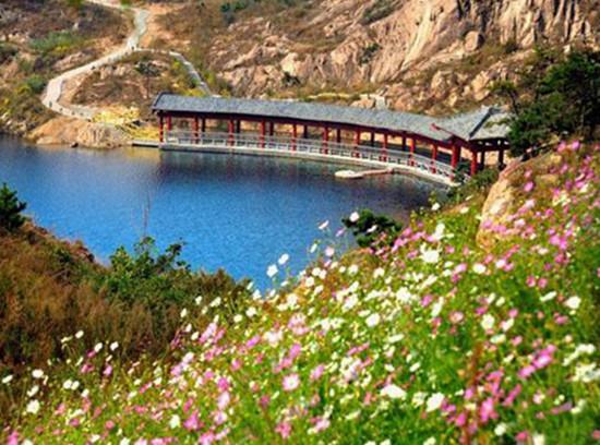 适合踏春的济南周边旅游景点之大峡谷图片
