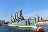 """【军迷必体验二】最具革命意义的传奇战舰—""""阿芙乐尔""""号装甲巡洋舰"""