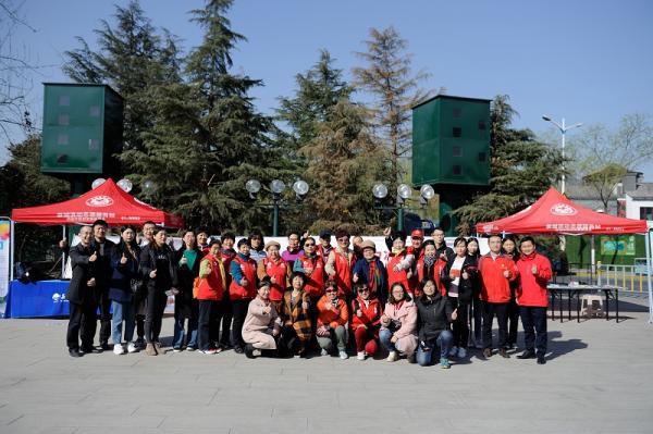 嘉华旅游走进解放阁 参与315旅游消费维权咨询公益活动