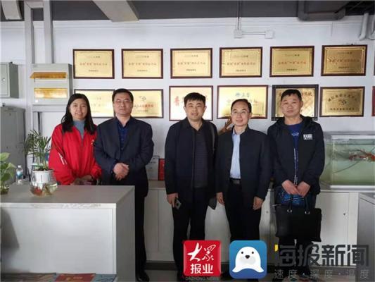 省派莱阳工作队牵手莱阳市文旅局对接嘉华旅游助力梨乡文旅产业振兴