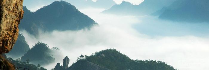 """雁荡山风景区以山水旅游为主题,到了雁荡山最不能错过的自然是""""雁荡"""