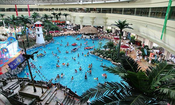 【尊享度假胜地海泉湾】青岛海泉湾国际旅游度假区海洋温泉纯玩二日游